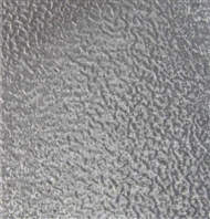 Aluminium stucco embossed sheets